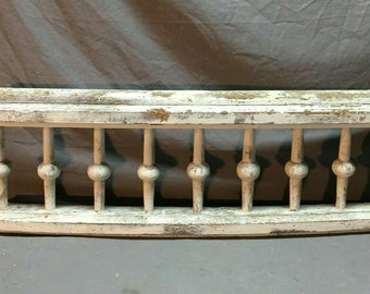Antique Set of 3 Porch Ballisters Spindles 18x2 Shabby Vtg Chic 244-19Lr