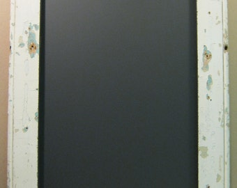 Repurposed Salvaged Wood Blackboard Chalkboard Menu Board 29x21 S766-12