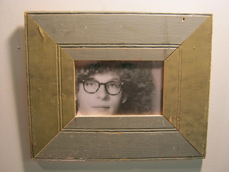 SHABBY ARCHITECTURAL Chic Salvaged Recycled Wood Photo Picture Frame 4 X 6 S 336-12