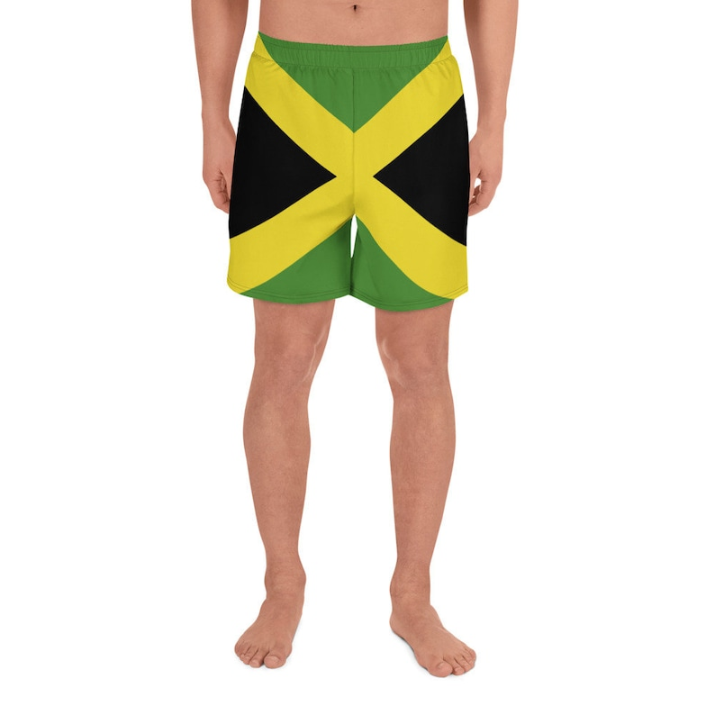 e87c006ff6 Jamaican King Caribbean Island Boy Swim Trunks Island | Etsy