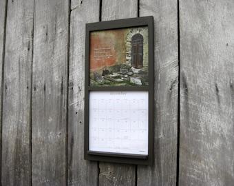 Wall Calendar Holder Etsy