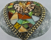 Mosaic Butterfly River Ro...