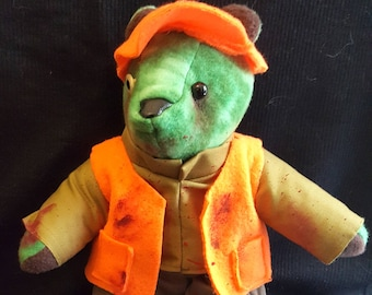 Zombie Hunter Bear