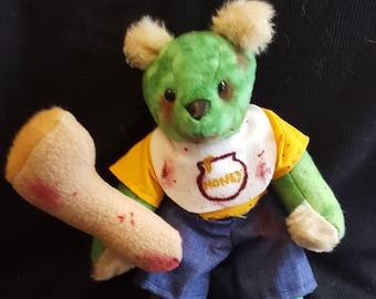 Zombie Munchy Bear