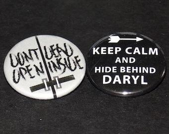 Walking Dead Pin Set