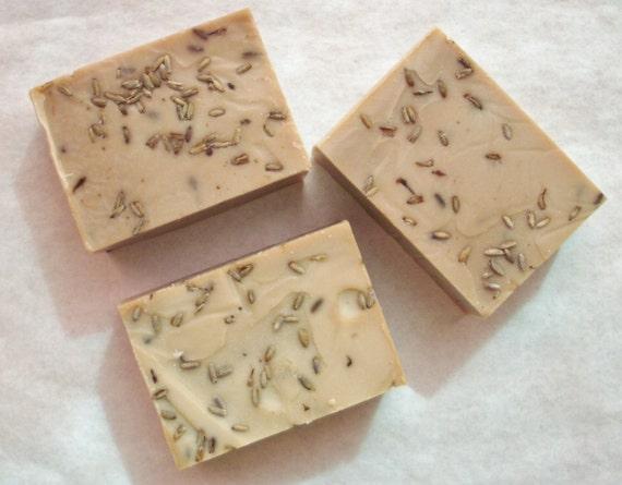 Lavender Vanilla Bath Soap
