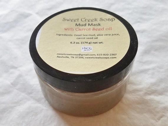 Dead Sea Mud Mask, 6.2 oz.
