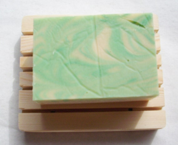 Pine Soap Dish for your Handmade Soaps