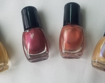Nail Polishes Neutral Colors