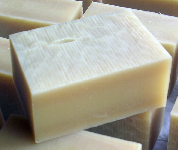 Vegan Babassu Shampoo Soap, Lavender and Oranges