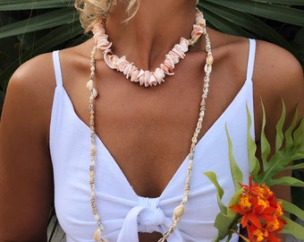 Vintage Beach Wedding Seashell Jewelry