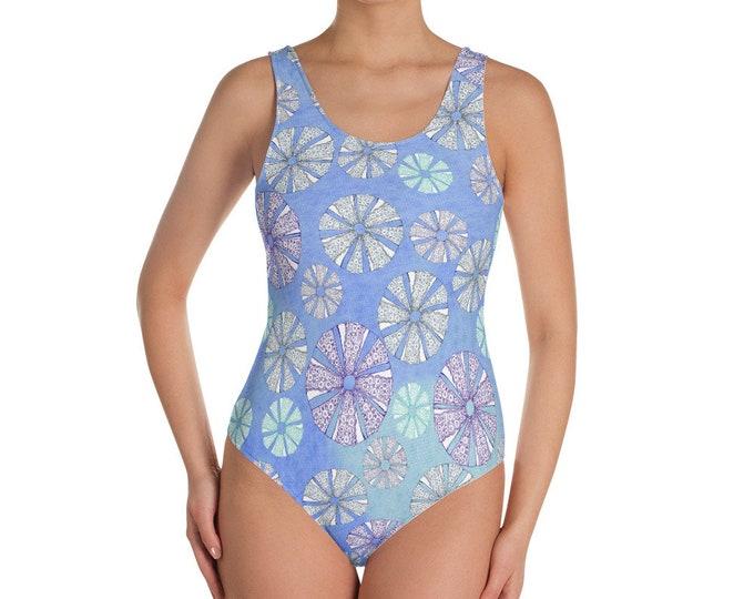Sea UrchinOne-Piece Swimsuit