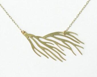 Coral Branch Necklace | ATL-N-139