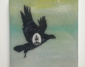 Original Painting - Eagle...