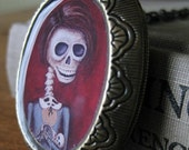 Day of the Dead Locket - ...