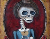 Day of the Dead giclee pr...