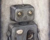 Robot Art - Rupert (robot...