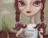 Art Print - Dorothy - gic...