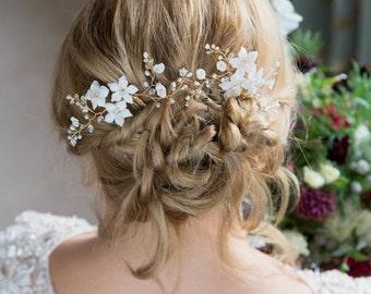 Bridal Hair Accessories | Headdress | Hair Pin