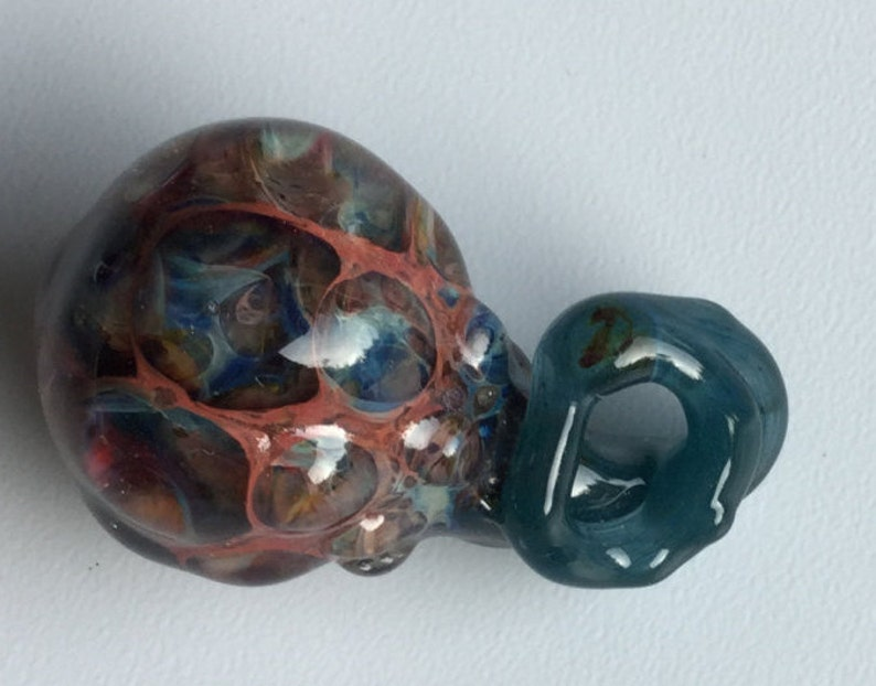 Turquois Cell Pendant
