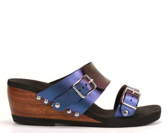 Mid Slide Sandal - Made in USA - Eco-friendly and Sustainably Sourced