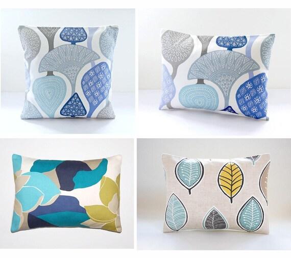 Grey Pillow Throw Pillow | Etsy
