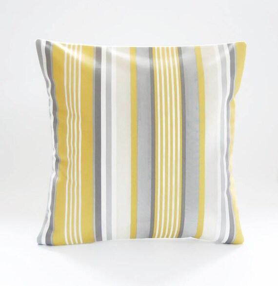 "16/""  Ochre /& Grey Dandelion Geometric scatter cushion covers pillow sham UK Made"
