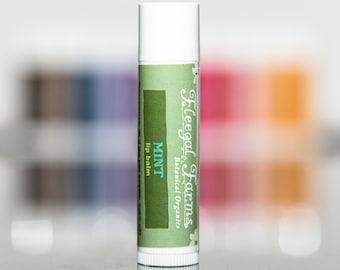Mint All Natural Lip Balm