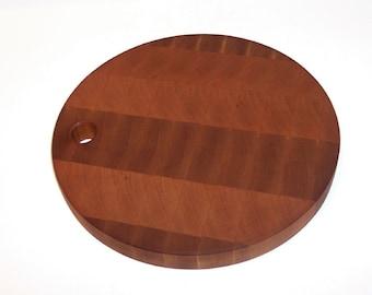 Cutting Board end grain