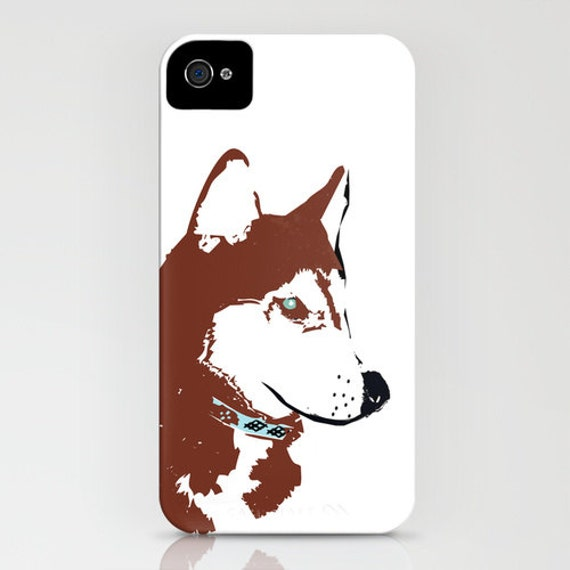 Red Siberian Husky Dog On Phone Case Samsung S9 Iphone 6s Iphone 6 Plus Gifts For Pet Lovers Husky Gifts Iphone 11