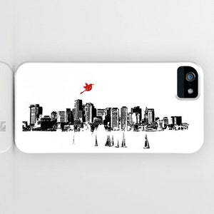 iPhone 6 Plus city skyline Red Germany iPhone 8 Berlin City Gifts iPhone X Berlin City Skyline Phone Case Samsung S9