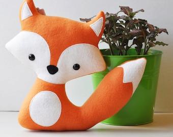 Cheeky Orange Fox