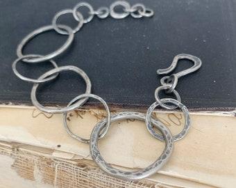 Solid Sterling Silver Bracelet