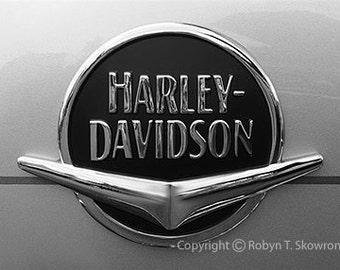 Harley Davidson - 4x6 Fine Art Photograph