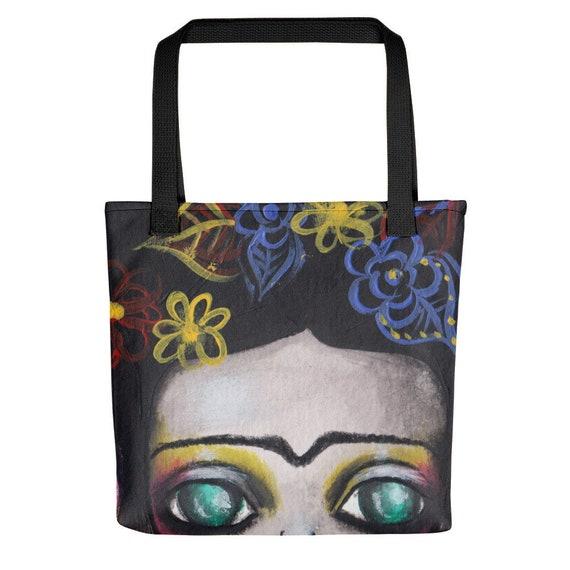 Purse Frida Kahlo Handbag 100/% Mexican Art