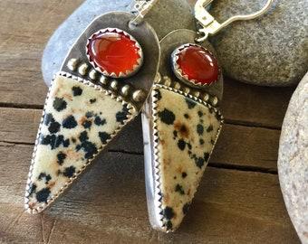 Hot Mama earrings