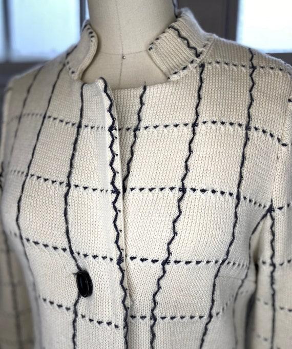 Italian Wool Coat - image 4