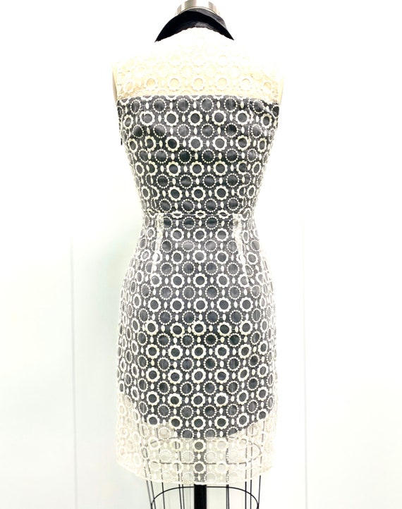 Embroidered Flower Dress - image 7