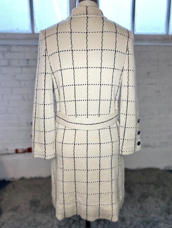 Italian Wool Coat - image 8