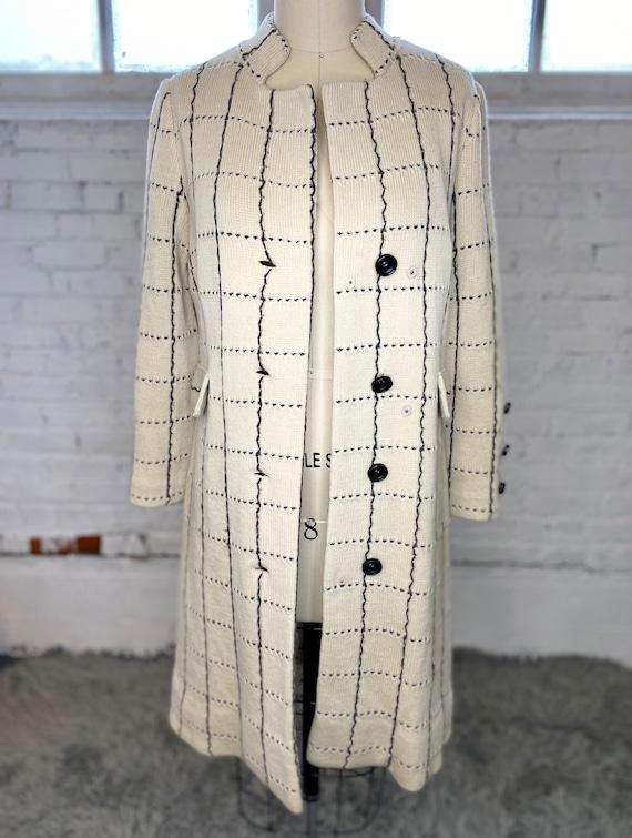 Italian Wool Coat - image 2