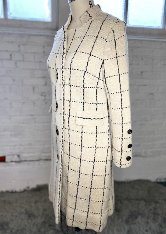Italian Wool Coat - image 5