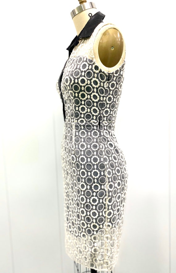 Embroidered Flower Dress - image 5