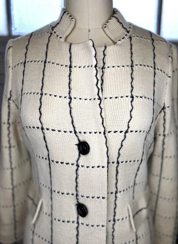 Italian Wool Coat - image 3