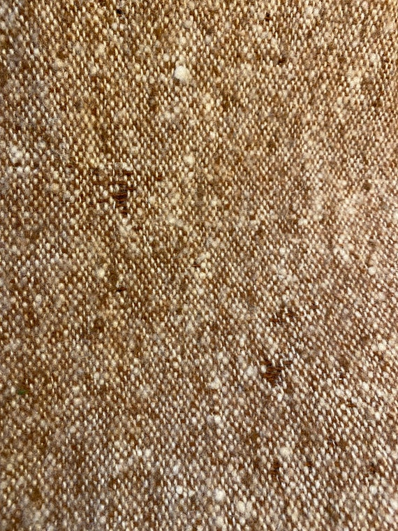 Burberry Tweed Coat, Burberry Irish Hand Woven Tw… - image 9