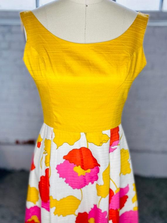 1960's Prom Dress - image 6