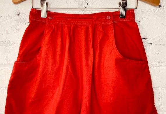 1970's Cotton Shorts