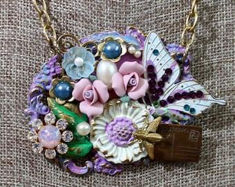 Summer Gardens Necklace