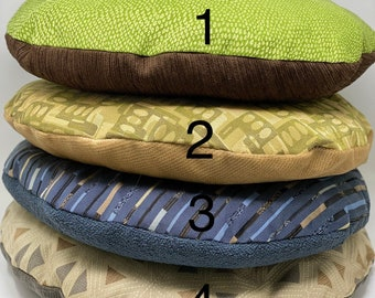 Modern Recycled Wool Pet Bed, Cat Mat, Small Dog Bed, Machine Washable, Eco Friendly, LGBTQ Owned, Minnesota Made, Perfect for Travel