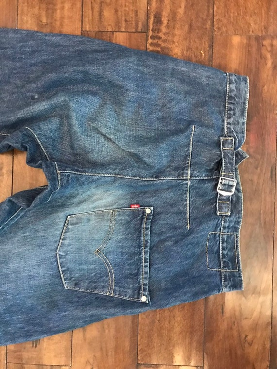 1970s buckleback Levi's jeans great condition