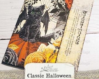 Halloween Ephemera